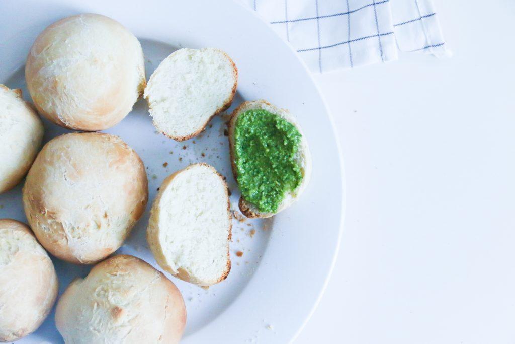 Broodjes van de barbecue - SUUS KOOKT