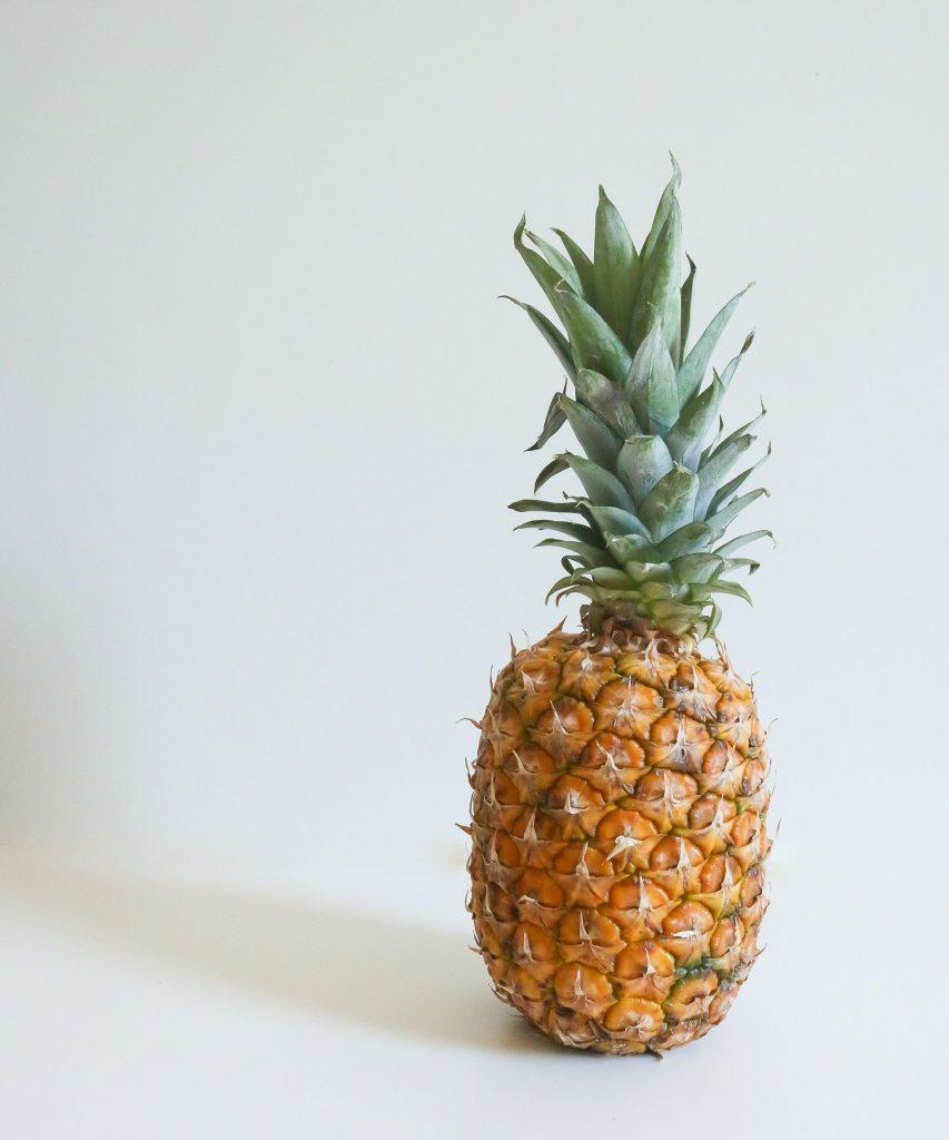 rijpe ananas